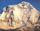 道拉吉利峰的超级路线