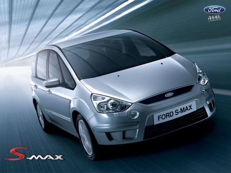 选择能动生活--海外试驾福特S-MAX(组图)