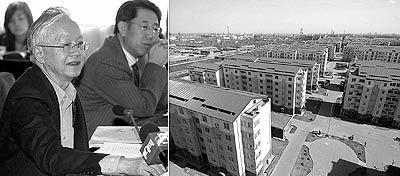 吴敬琏委员:廉租房应该提到第一位(图)