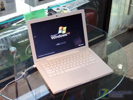 苹果小白酷睿2 1.83G笔记本只卖11700元