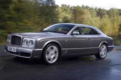 豪车也用混合动力 宾利08年出新发动机