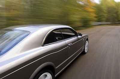 仅生产550辆 宾利首款量产Coupe轿跑亮相
