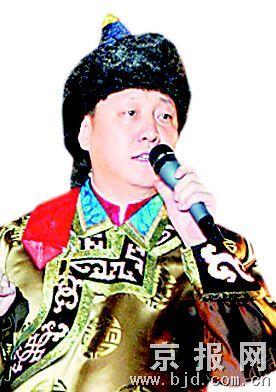 硬汉韩磊上周末举行民族婚礼 其妻也是蒙古族