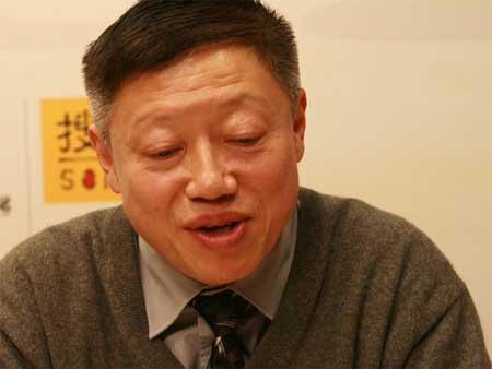 著名电信专家、UT斯达康(中国)首席科学家杨景先生
