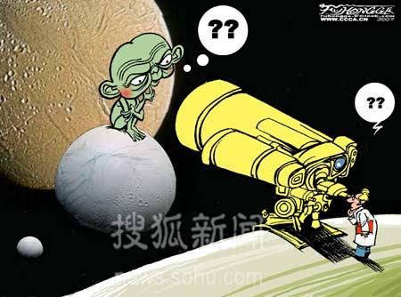天文学家推断土星卫星已具备产生生命三大条件