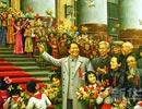 人民大会堂精彩壁画