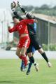 图文:[阿杯]女足1-4冰岛 娄晓旭被门将封杀