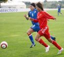 图文:[阿杯]女足1-4冰岛 中国队不敌冰岛