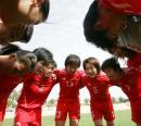 图文:[阿杯]女足1-4冰岛 中国女足崩盘