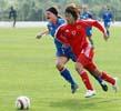 中国女足1-4负冰岛