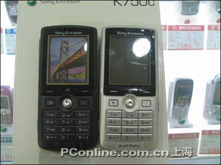 索尼爱立信 K750c