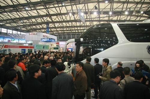 [上海车展]苏州金龙七款新车即将亮相