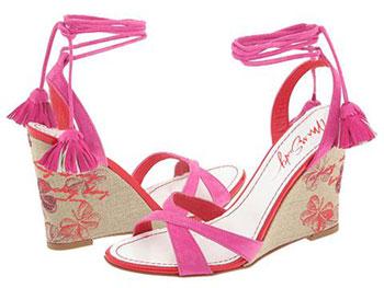 鞋子:性感美鞋 让足下生辉(4款)