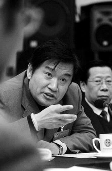 倪萍赵忠祥呼吁娱乐圈打假 称制假的文化人可耻