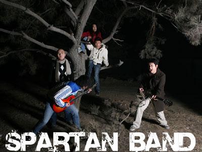 斯巴达人乐队:为战斗而训练,为训练而战斗