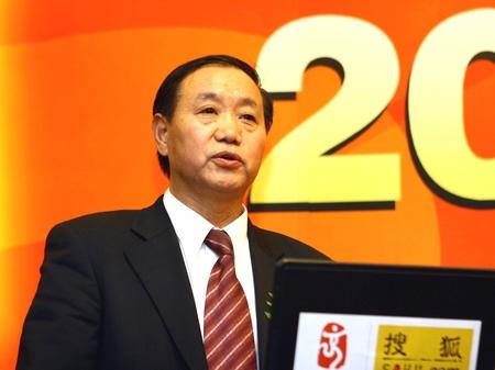 中国消费者协会常务副会长兼秘书长母建华讲话
