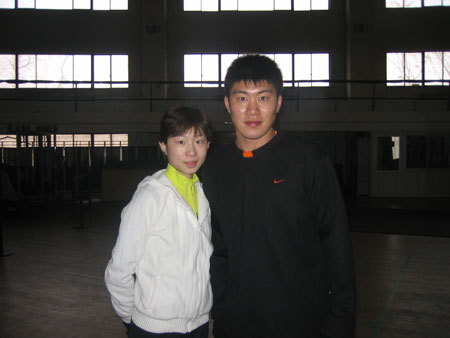 张丹/张昊最在乎冰迷支持 相约2010加拿大冬奥