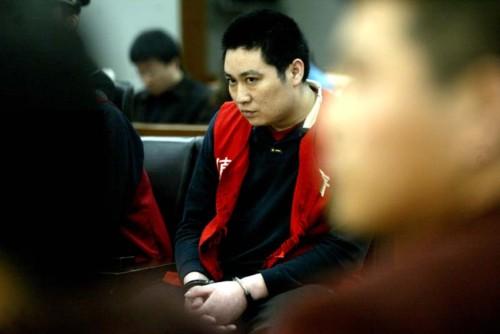 绑架撕票案在二中院开庭 被告否认杀人