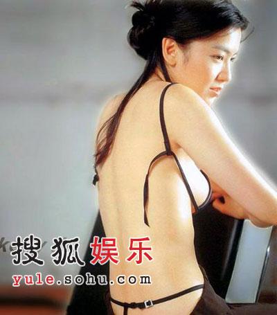 性感女神林熙蕾写真 完美魔鬼身材令人惊叹