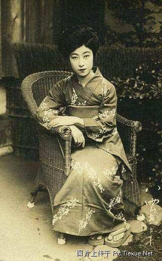 日本艺伎秘史:曾经微妙影响日本历史图