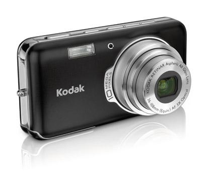 柯达首款千万像素时尚相机V1003即将上市