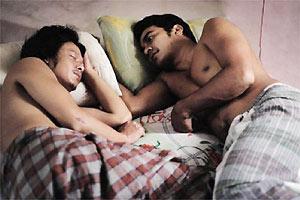首届亚洲电影大奖入围影片:《黑眼圈》