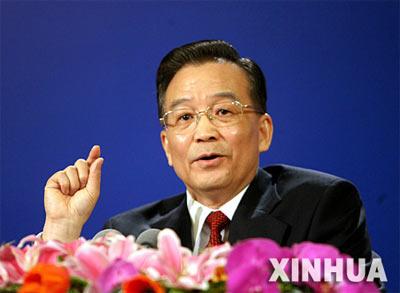 温家宝总理答3月16日中外记者问(实录)