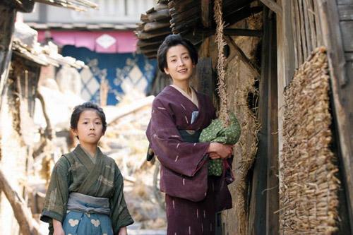 首届亚洲电影大奖入围影片:《花之武者》