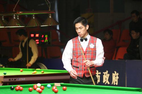斯诺克中巡赛中国台北球手出彩 九球之乡出另类