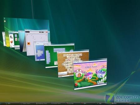 差距几何 Vista与XP系统性能对比测试