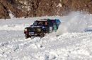 图文:07漠河冰雪汽车拉力赛 急速前行