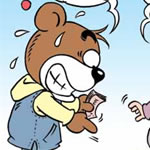 朴熊博画:淘宝