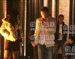 独家组图:直击王菲私人派对 秘密藏于细节中