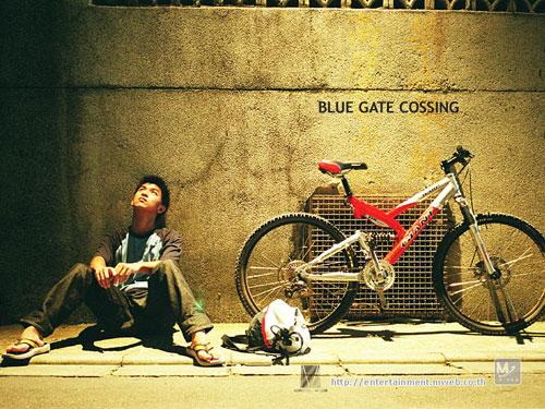 《蓝色大门》