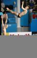 图文:游泳世锦赛 俄罗斯选手失误瞬间