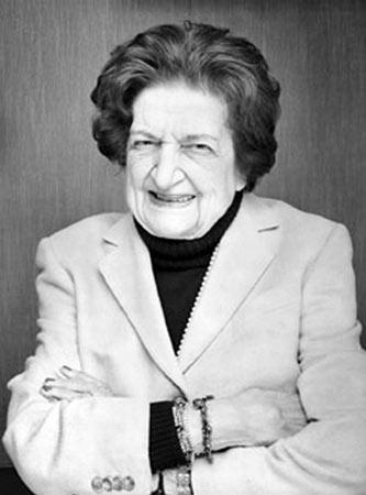 美国新闻界的第一夫人。
