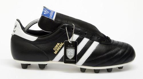 阿迪经典copa足球鞋25周年