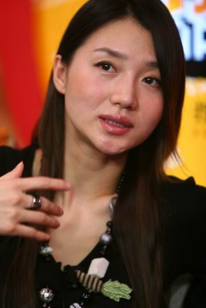 邻居女孩人体艺术_黄锐:我相信很多女孩子跟你的观点是一样的.