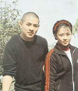 李连杰与前妻黄秋燕