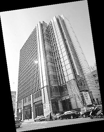 周杰伦新公司就位于这座大楼内