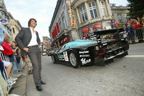 图文:世界超级跑车锦标赛回顾 车手巡游