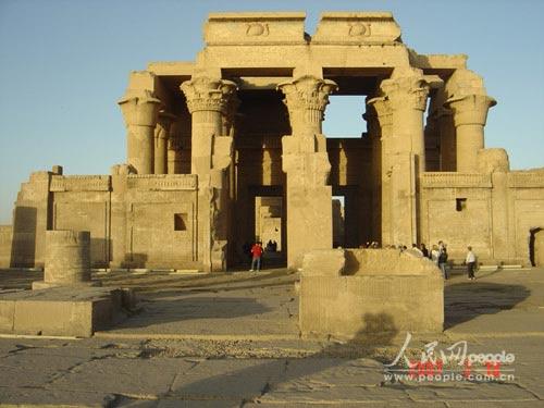 [游记]访古埃及文明 行尼罗河畔[组图]图片