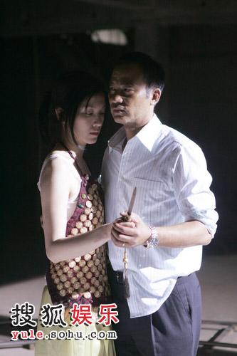 林熙蕾任达华片中跳舞