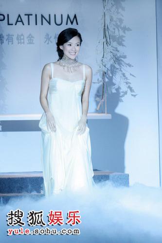 章子怡像仙女