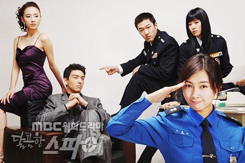 MBC《甜蜜间谍》南相美 李周铉 丹尼斯吴