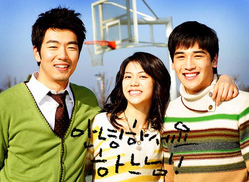 KBS2《你好,上帝》刘建 金玉彬 李宗赫