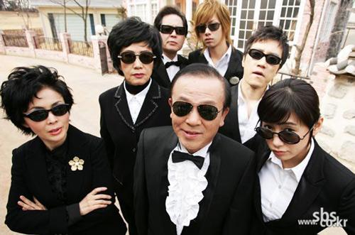 SBS《不良家族》金明敏 南相美 玄英