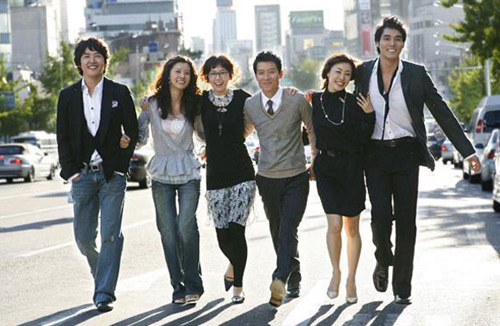SBS《独身天下》金有美 柳善 文贞熙