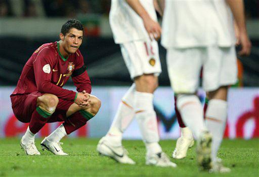 C罗已成葡萄牙的新领袖