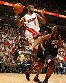 图文:[NBA]76人93-85热火 怀特化身韦德